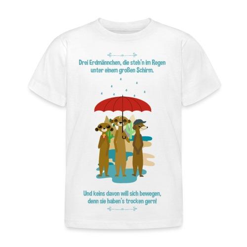 Erdmännchen - Kinder T-Shirt