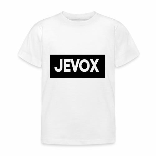 Jevox Black - Kinderen T-shirt