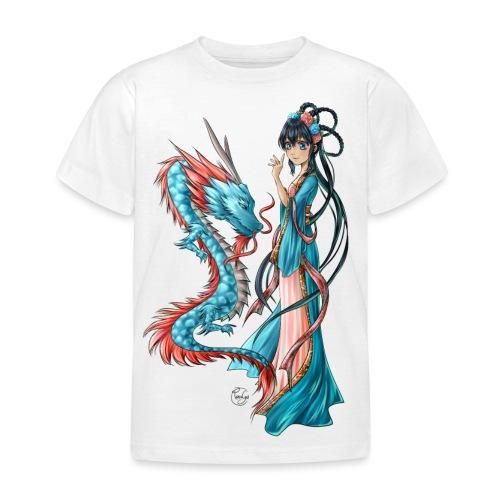 Blue Dragon - T-shirt Enfant