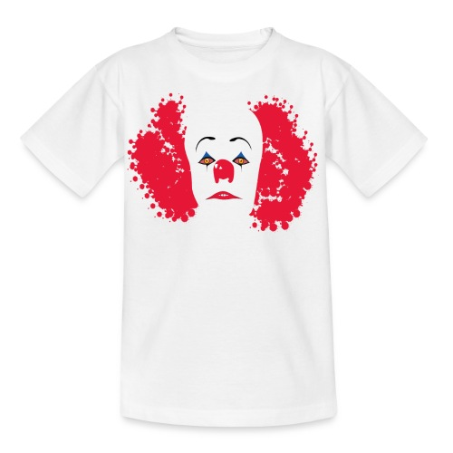 Il male pagliaccio IT - Maglietta per bambini
