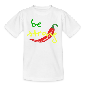 Chilli Collection - T-skjorte for barn