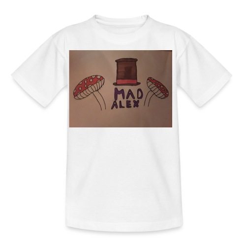 Mad Alex Logo - Kids' T-Shirt
