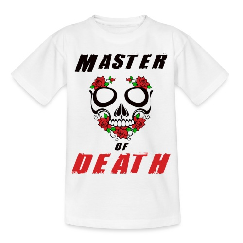 Master of death - black - Koszulka dziecięca