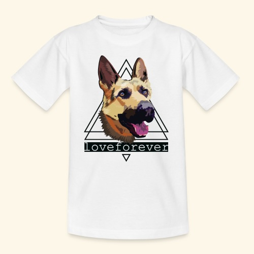 SHEPHERD LOVE FOREVER - Camiseta niño