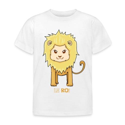 Le roi - T-shirt Enfant