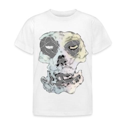 Weird Out Skull - T-shirt barn