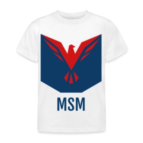 MSM ORIGINAL - Børne-T-shirt
