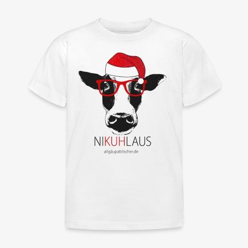 Nikuhlaus - Kinder T-Shirt