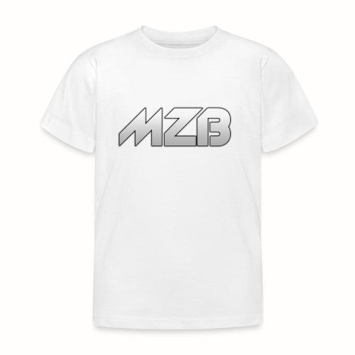 MZB Logo Design For Merch - Kids' T-Shirt