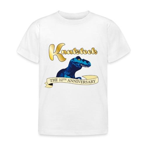 KnutstockAnniversaryBanner Thyranathaurus - Kinder T-Shirt