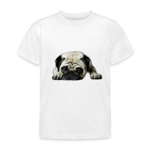 Cute pugs - Camiseta niño