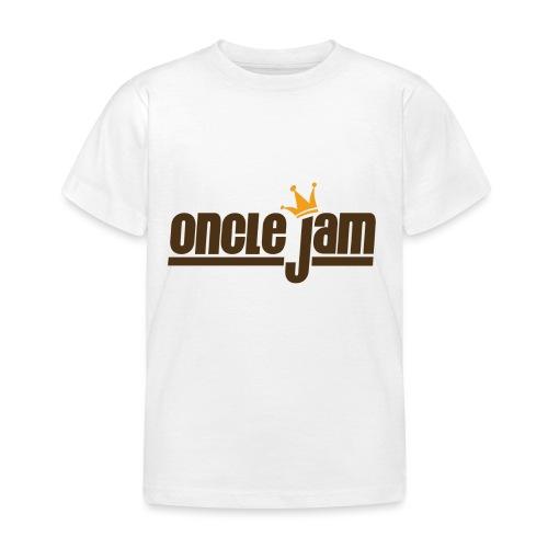 Oncle Jam horizontal brun - T-shirt Enfant