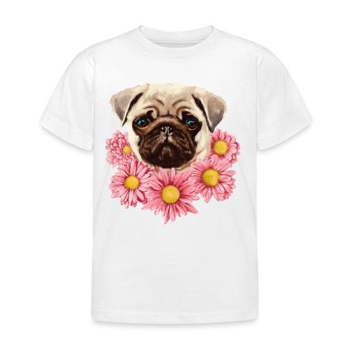Pug - Børne-T-shirt