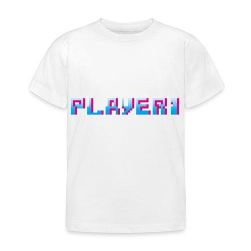 Arcade Game - Player 1 - Kids' T-Shirt