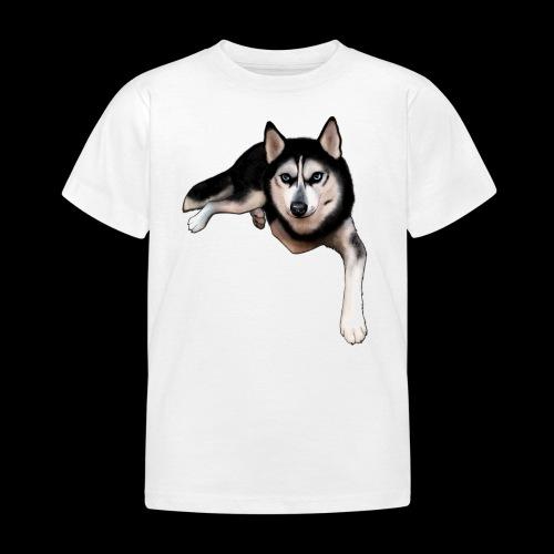Husky - Kids' T-Shirt