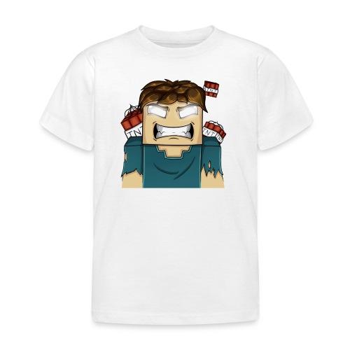 herobrinetntshirt - Kids' T-Shirt