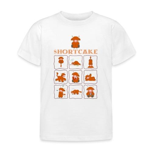 Shortcake - MOOHltiview - Kinder T-Shirt