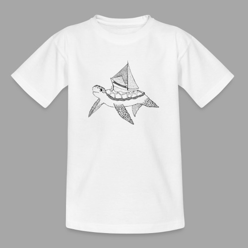 Voyage fantaisiste - La valse à mille points - T-shirt Enfant