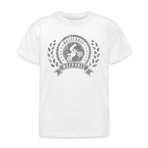 Motocross Retro Champion - T-shirt Enfant