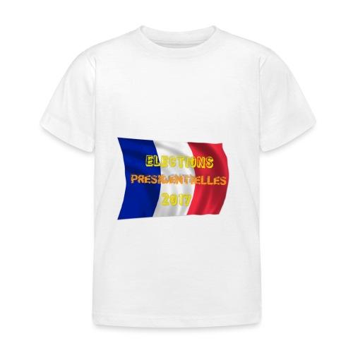 ELECTIONS 2017 - T-shirt Enfant