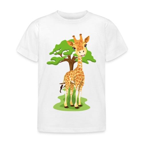 Giraff - T-shirt barn