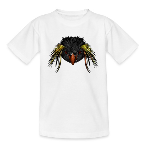 Pingvin - T-skjorte for barn