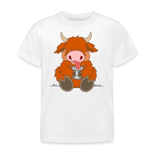 Shortcake - Die Milch macht's! - Kinder T-Shirt