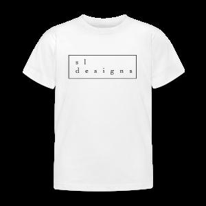 sldesigns Collection - T-skjorte for barn