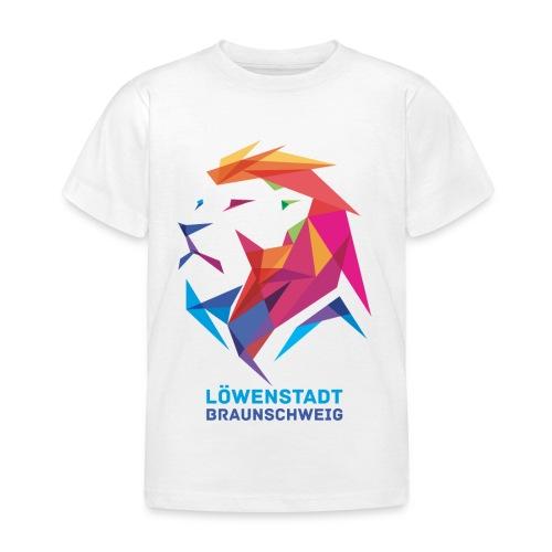 Löwenstadt Design 7 - Kinder T-Shirt