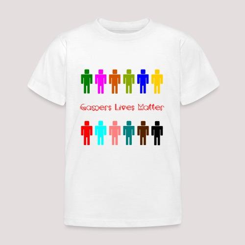 Gamers Lives Matter - Kids' T-Shirt