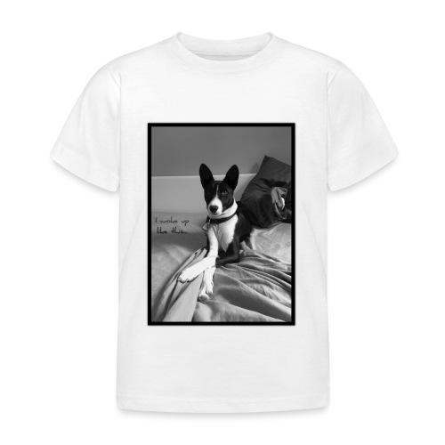 Piratethebasenji - T-shirt Enfant