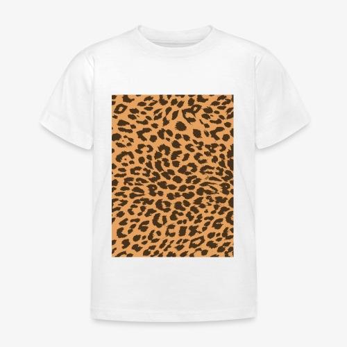 Leopardo - Maglietta per bambini