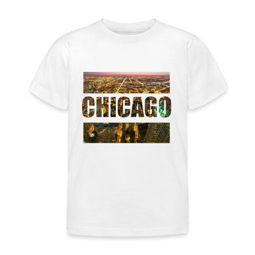 Chicago - Kinder T-Shirt