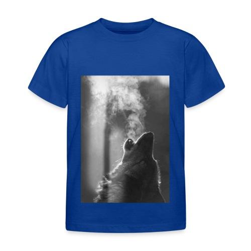 SmokingBear jpg - Kinderen T-shirt