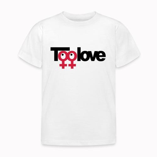 toolove mm - Maglietta per bambini
