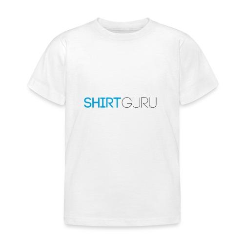 SHIRTGURU - Kinder T-Shirt
