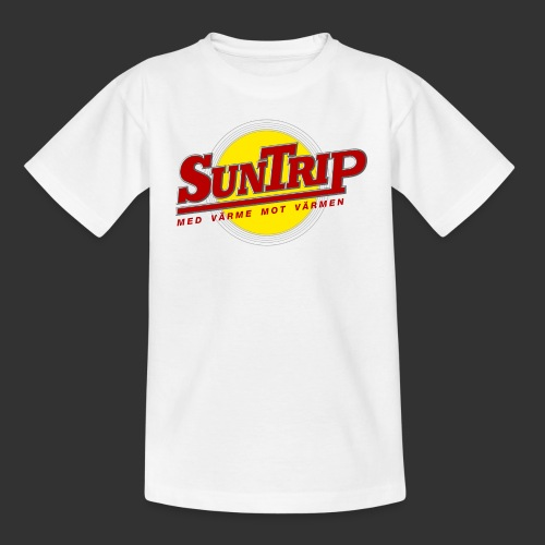 SunTrip originalet - T-shirt barn