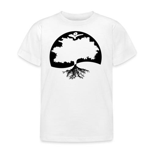 Naturals Logo Grafik - Kinder T-Shirt