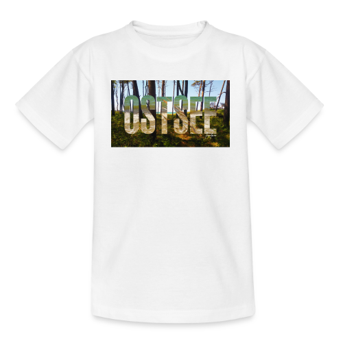 Ostsee - Kinder T-Shirt