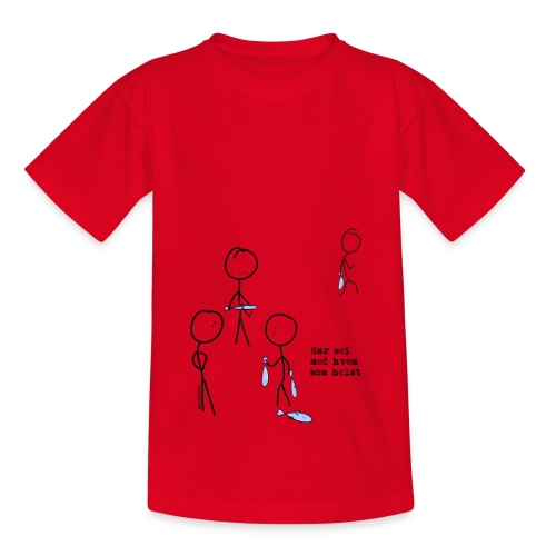 har sei png - T-skjorte for barn