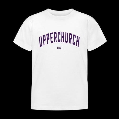 UPPERCHURCH - Kinderen T-shirt