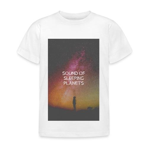 planets - Maglietta per bambini