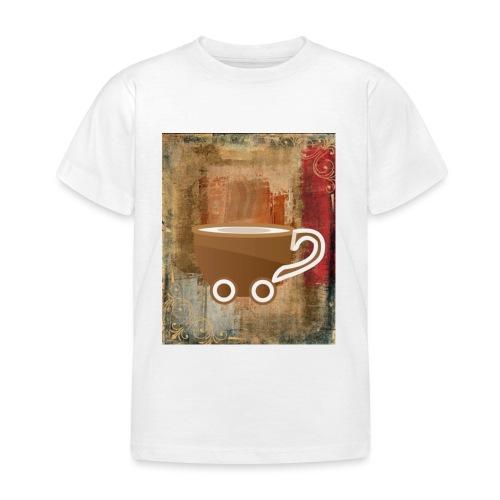 vintage coffee - Kinder T-Shirt