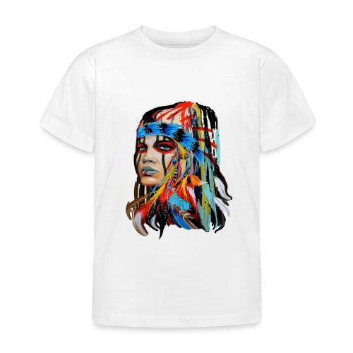 Pióra i pióropusze - Koszulka dziecięca