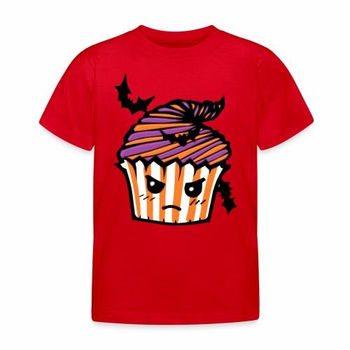 cupcake Halloween - Camiseta niño