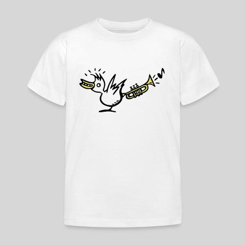 trompetenvogel - Kinder T-Shirt