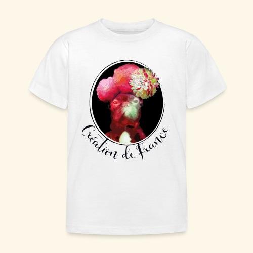 Création de France - T-shirt Enfant