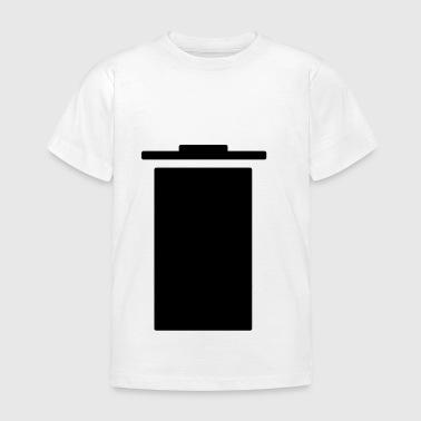 Mülleimer - Kinder T-Shirt
