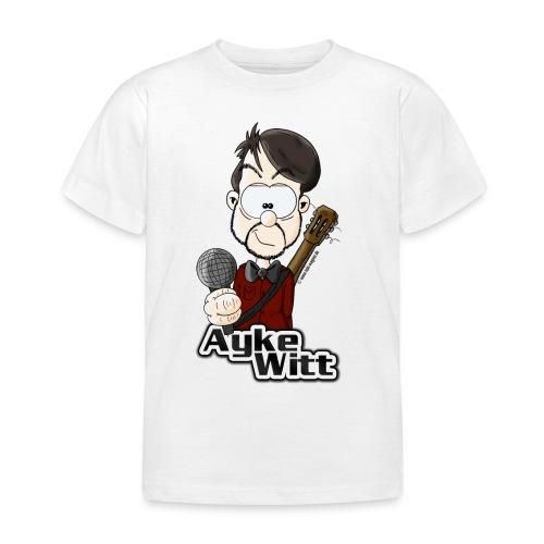 Ayke Witt Cartoon - Kinder T-Shirt