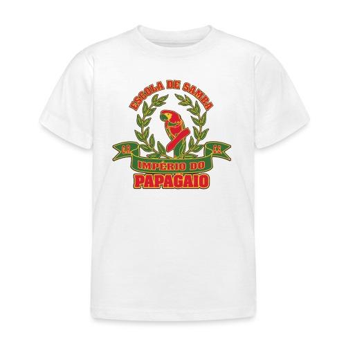 Papagaio logo - Lasten t-paita